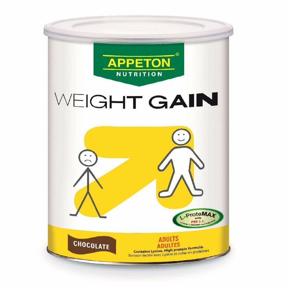 Appeton Weight Gain Powder for Adults 450g/900g Increase Body Weight