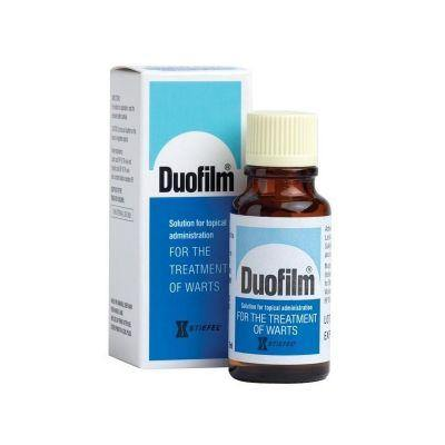 Duofilm For Treatment of Warts, Corns and Calluses Solution 15ml