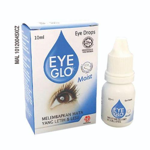 Eye Glo Moist Eye Drops 10ml