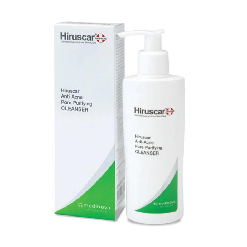 Hiruscar Anti-Acne Pore Purifying CLEANSER For Sensitive Skin 100ml