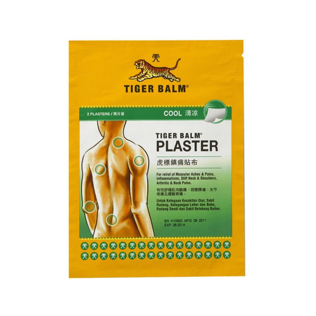 Pain Relief Tiger Balm Plaster Patch Body Massage Medicated Muscle Cool or Warm