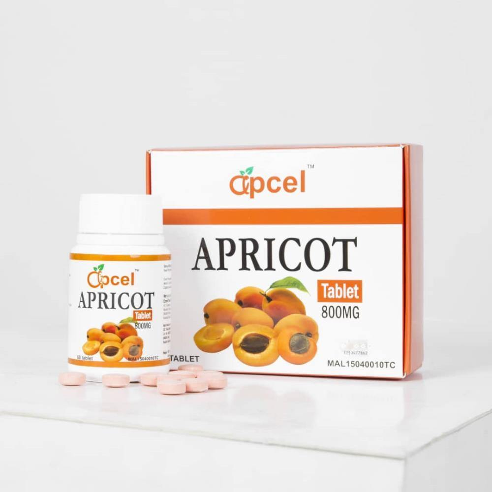 Apricot Tab 800 mg Apricot Seed Tablet 60s