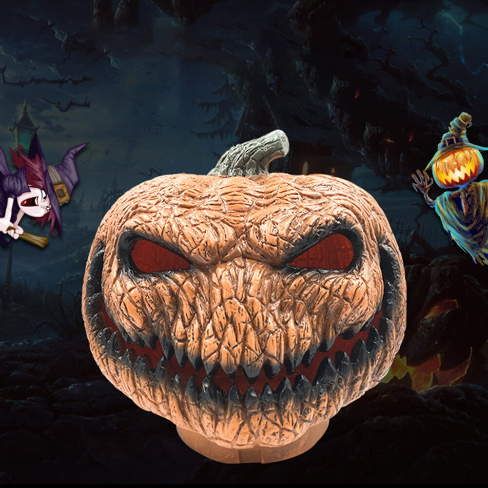 Evil pumpkin Halloween Party Lamp - Rite Gadgets