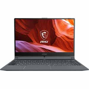 MSI Modern 14 A10M-1029 14 FHD IPS Level Screen Laptop with Intel Core i5 1021OU Processr, 8GB Memory, 512GB SSD & Windows 10 Professional, Include Sleeve + RJ45 Dongle - Carbon Gray - Rite G