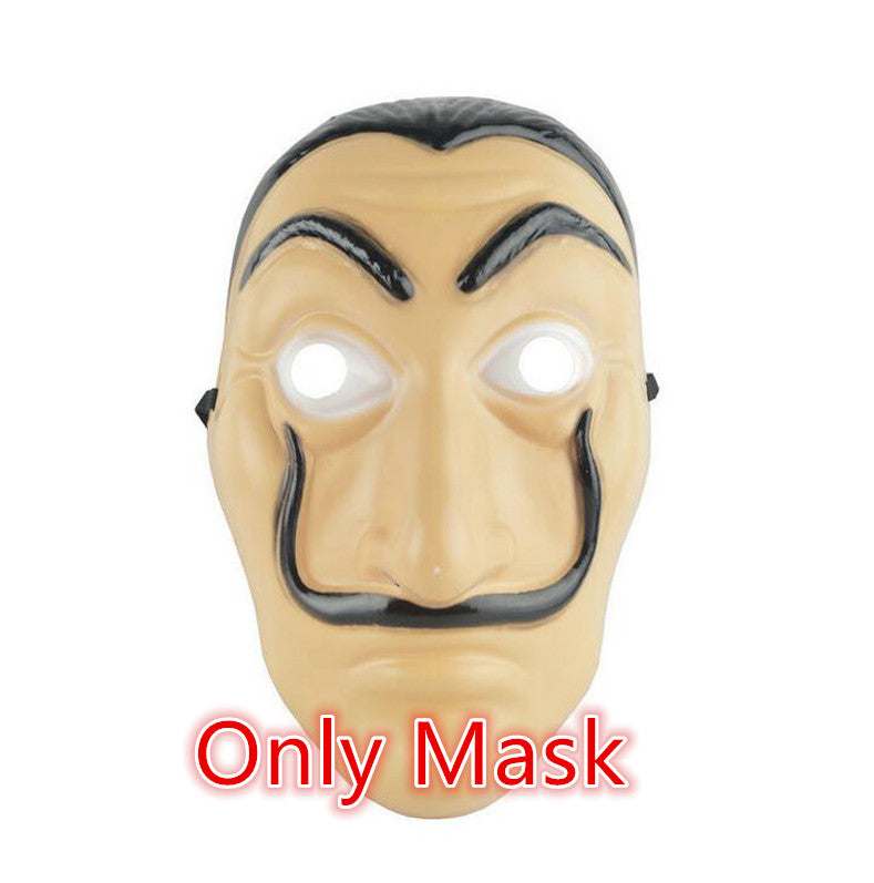 Salvador Dali Movie The House of Paper Halloween Costume - Rite Gadgets
