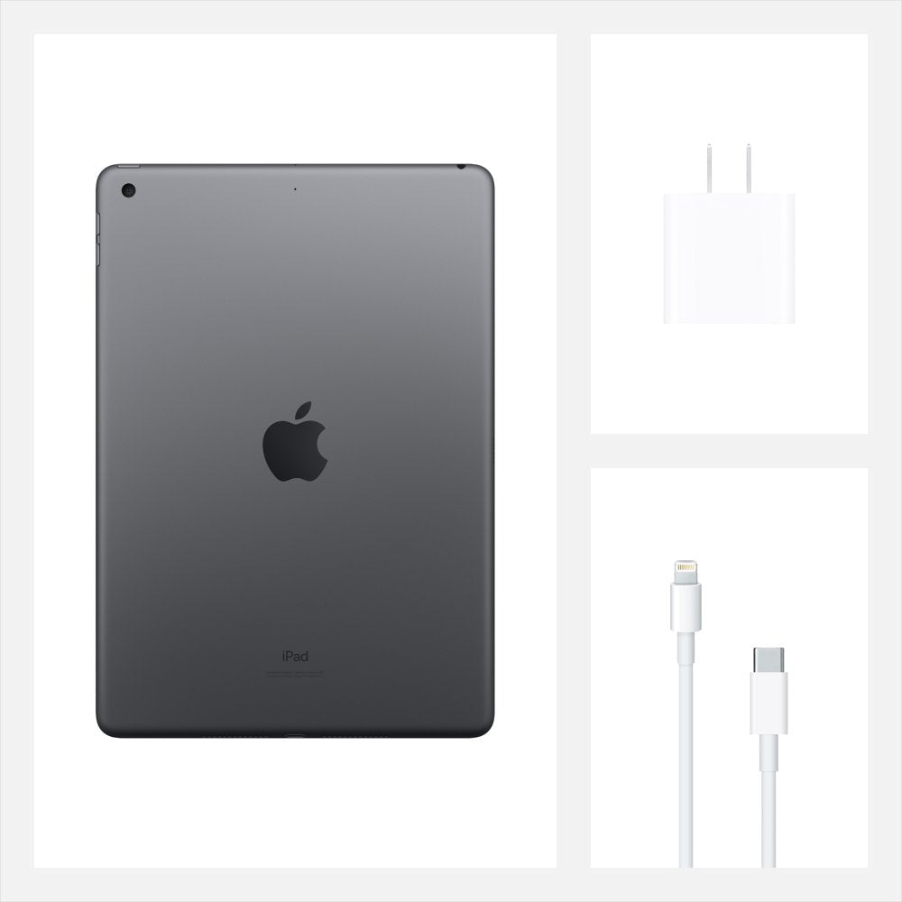 Apple 10.2-inch iPad (8th Gen) Wi-Fi 32GB - Space Gray - - Rite Gadgets