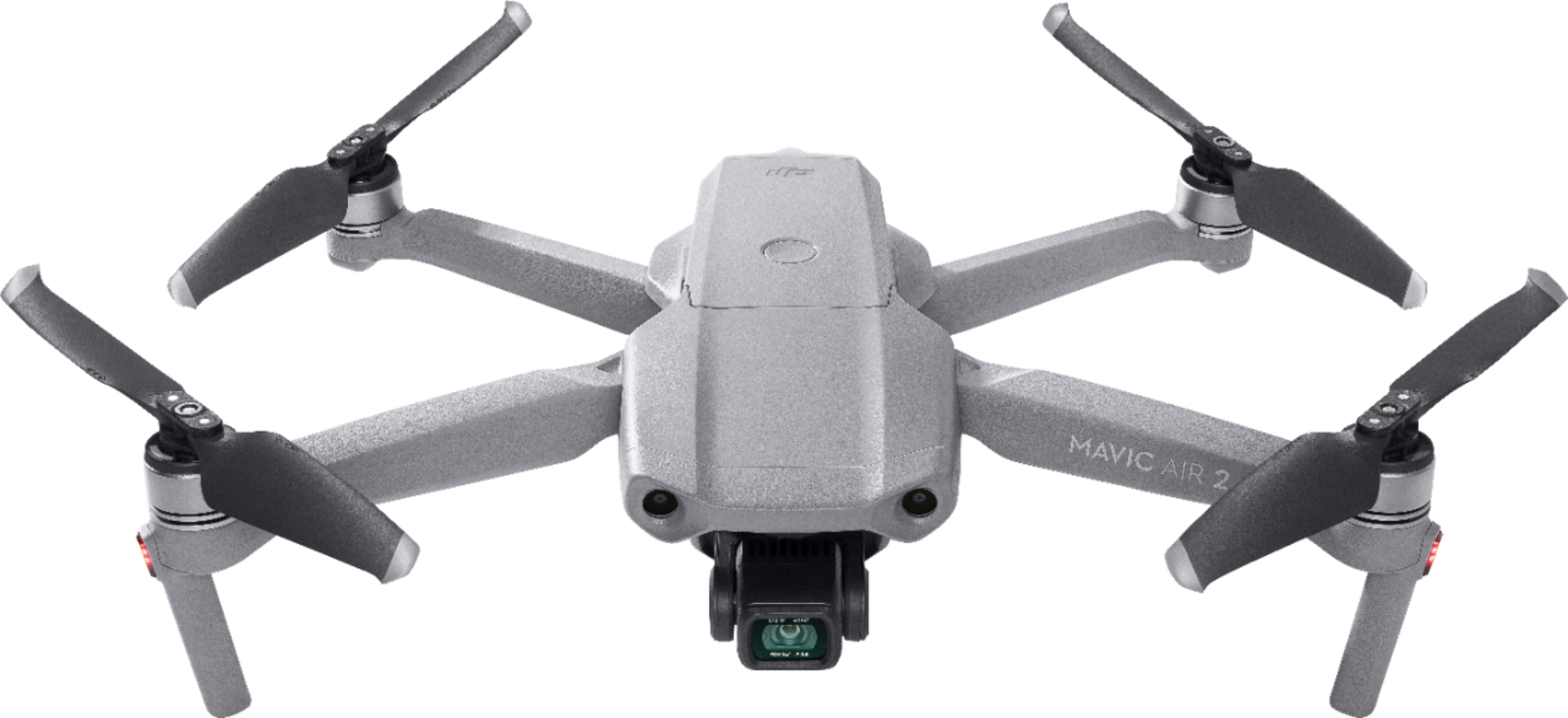 DJI - Mavic Air 2 Drone with Remote Controller - Black - Rite Gadgets