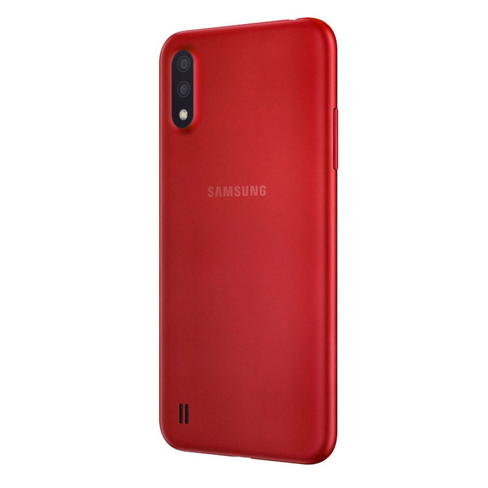 Samsung Galaxy GSM Unlocked Phone (International Variant/US Compatible LTE) - Red - - Rite Gadgets
