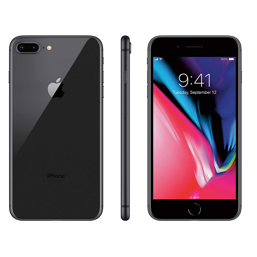 Total Wireless Apple iPhone 8 Plus, 128GB Gray - Prepaid Smartphone - Walmart.com - Walmart.com - Rite Gadgets