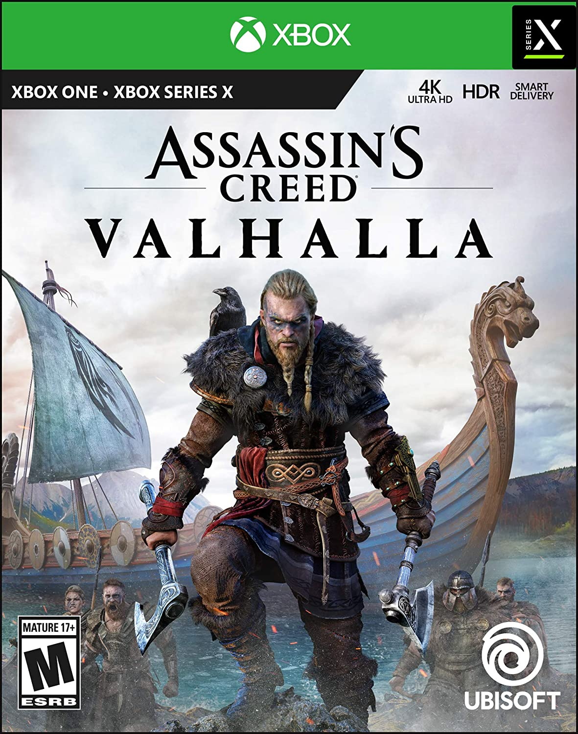AssassinsCreed Valhalla Xbox Series X|S, Xbox One Stand - Rite Gadgets