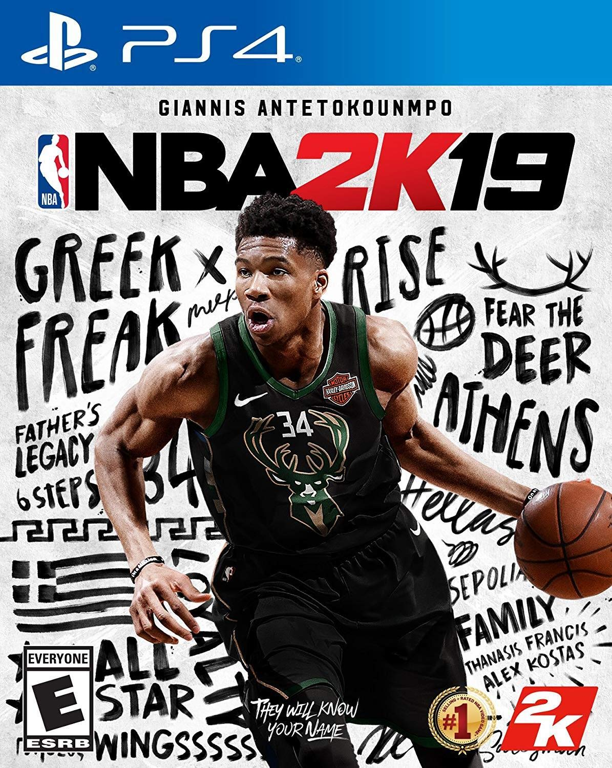 NBA 2K19 - PlayStation 4 - Rite Gadgets