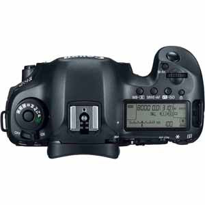 Canon EOS 5DS R 50.6 MP DSLR Camera - Body Only - Rite Gadgets