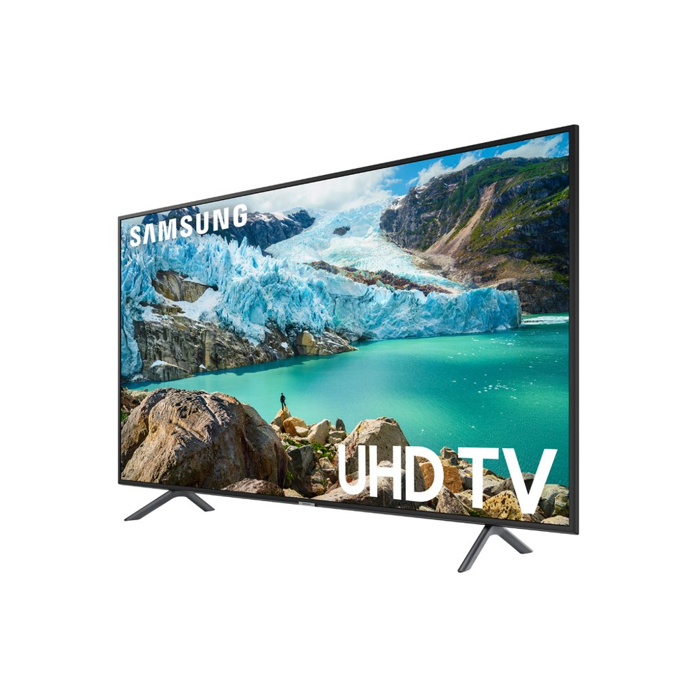 "SAMSUNG 55"" Class 4K Ultra HD (2160P) HDR Smart LED TV UN55RU7100 (2019 Model) - Rite Gadgets"