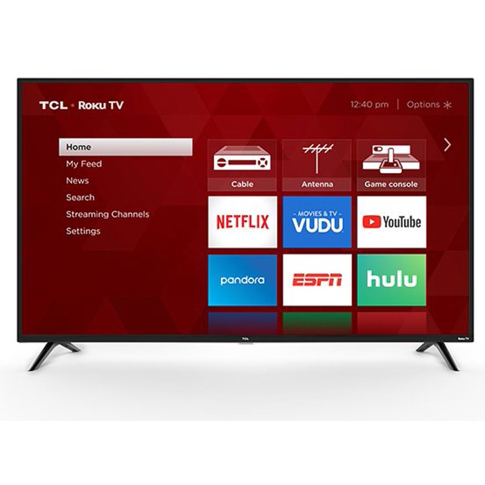 "TCL 32"" Class 720P HD LED Roku Smart TV 3 Series 32S331 - - Rite Gadgets"