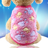Dog Clothes Pajamas Fleece - Rite Gadgets