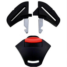 Load image into Gallery viewer, Child Car Seat Belt Buckle Fastener Adjustment Safety Lock Baby Protection for the kid car seat 123 group
