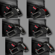 Load image into Gallery viewer, 2PCS Car Safety Belt Seat Belt Cover Vehicle Buckle Clip Seatbelt Clip For JEEP BMW KIA Renault Subaru Skoda Honda Toyota Audi