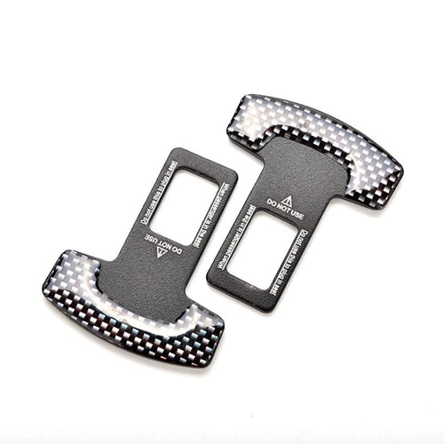 1pc or 2pcs Car Safety Belt Buckle Clip Car Seat Belt Stopper Plug Vehicle Mount Bottle Opener Universal Interior Accessories