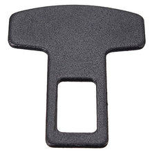 Load image into Gallery viewer, Useful Universal Car Accessories Safety Seat Belt Buckle Alarm Stopper Eliminator Clip Seat Belts