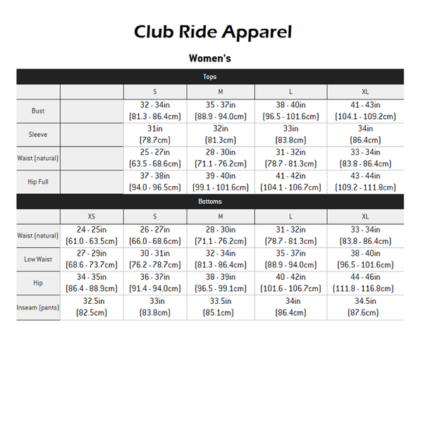 Club Ride Transit Commuter Pant