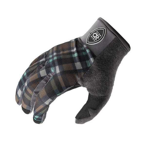 Club Ride Lady Finger Gloves Jade