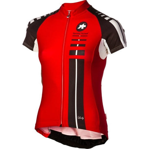 ASSOS SS Lady Jersey Red