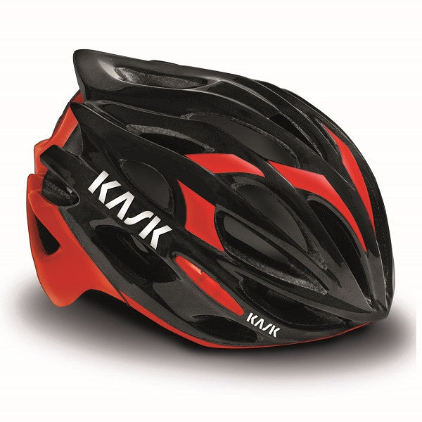 KASK Mojito Helmet Red/Black