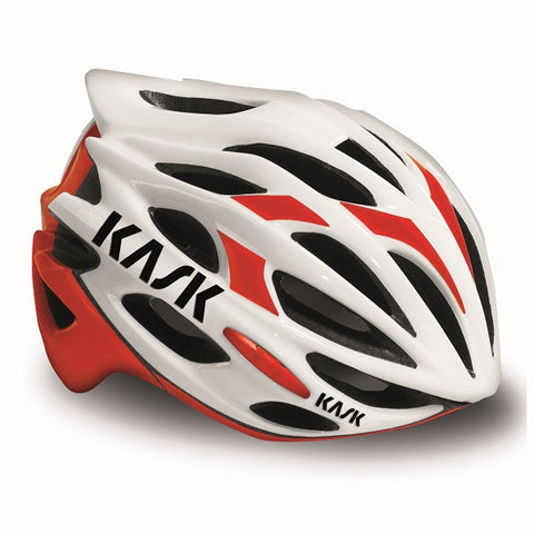 KASK Mojito Helmet Red/White