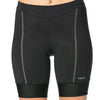 Terry Bella Prima Short Black/Charcoal