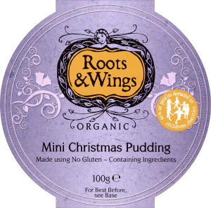 Mini Christmas Pudding, seasonal range