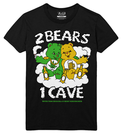 2 Bears, 2 Vices T-Shirt