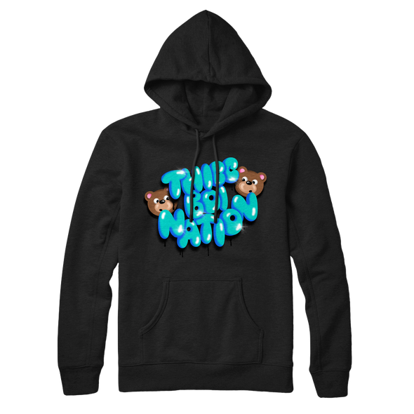 Thicc Boi Nation Bears Hoodie
