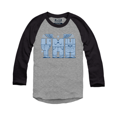 YMH by Jeremy Fish Raglan