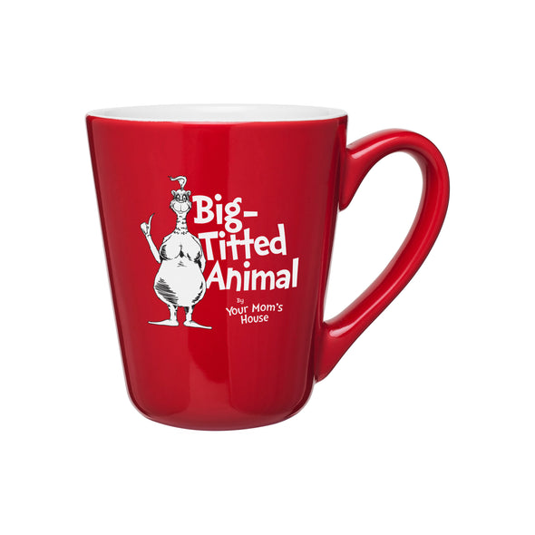 B.T.A. By Your Mom's House Coffee Mug