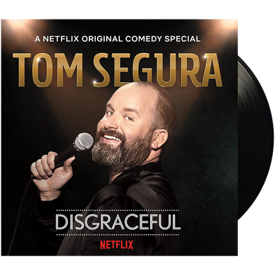 Tom Segura: Disgraceful [Vinyl LP]