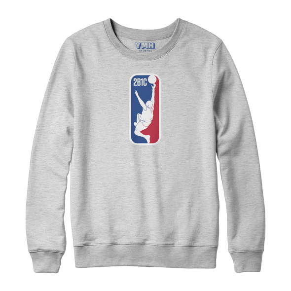 The Official 2B1C Basketball Association Emblem Sweatshirt