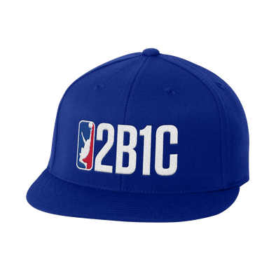 2B1C Basketball Association Flatbill Hat