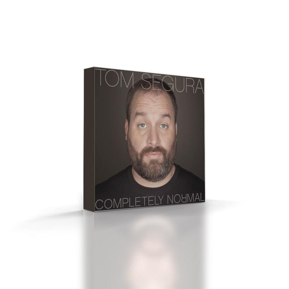 Tom Segura: Completely Normal [CD/DVD]