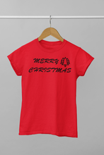 Load image into Gallery viewer, Merry Christmas  (Man t-shirt)