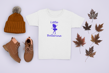 Load image into Gallery viewer, Kids 'Little Ballerina' T-Shirt