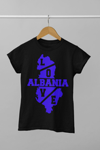 Load image into Gallery viewer, Love Albania t-shirt ( man T-shirt )