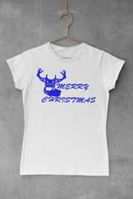 Load image into Gallery viewer, Christmas Reindeer t-shirt