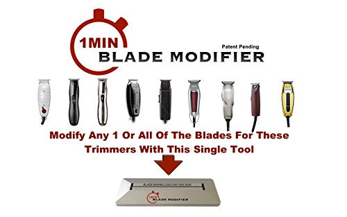 Why I Created The 1 Minute Blade Modifier