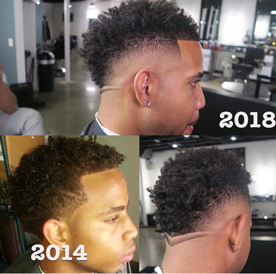 Zay The Barber Uses TRB Products
