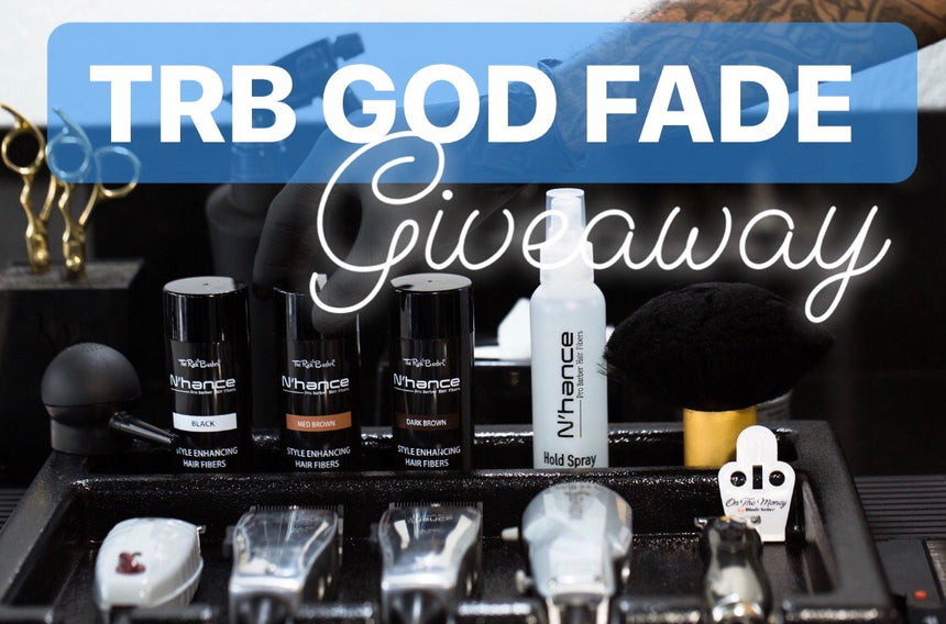 The Rich Barber God Fade Giveaway