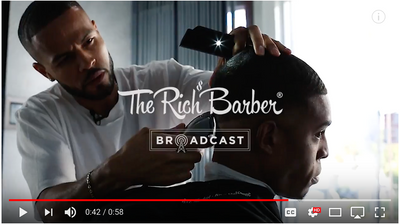 The Rich Barber Broadcast ~ May 2018 ~