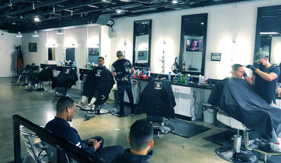 Barber Station Tour
