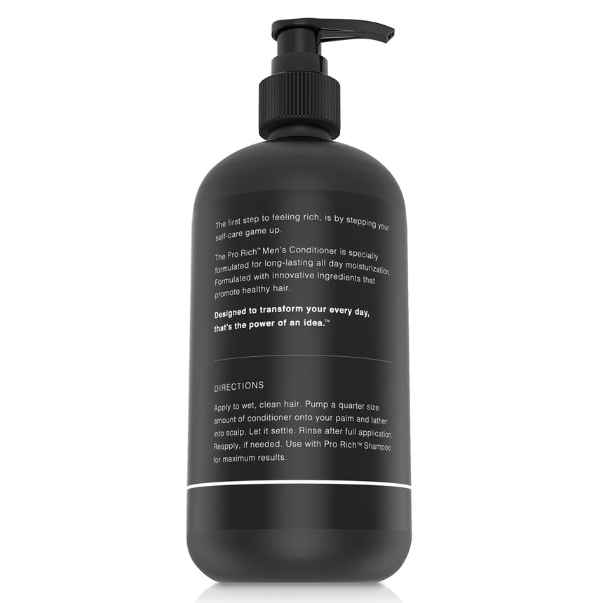 Pro-Rich Men's Conditioner, 14 oz. (DHT-Blocking Formula)