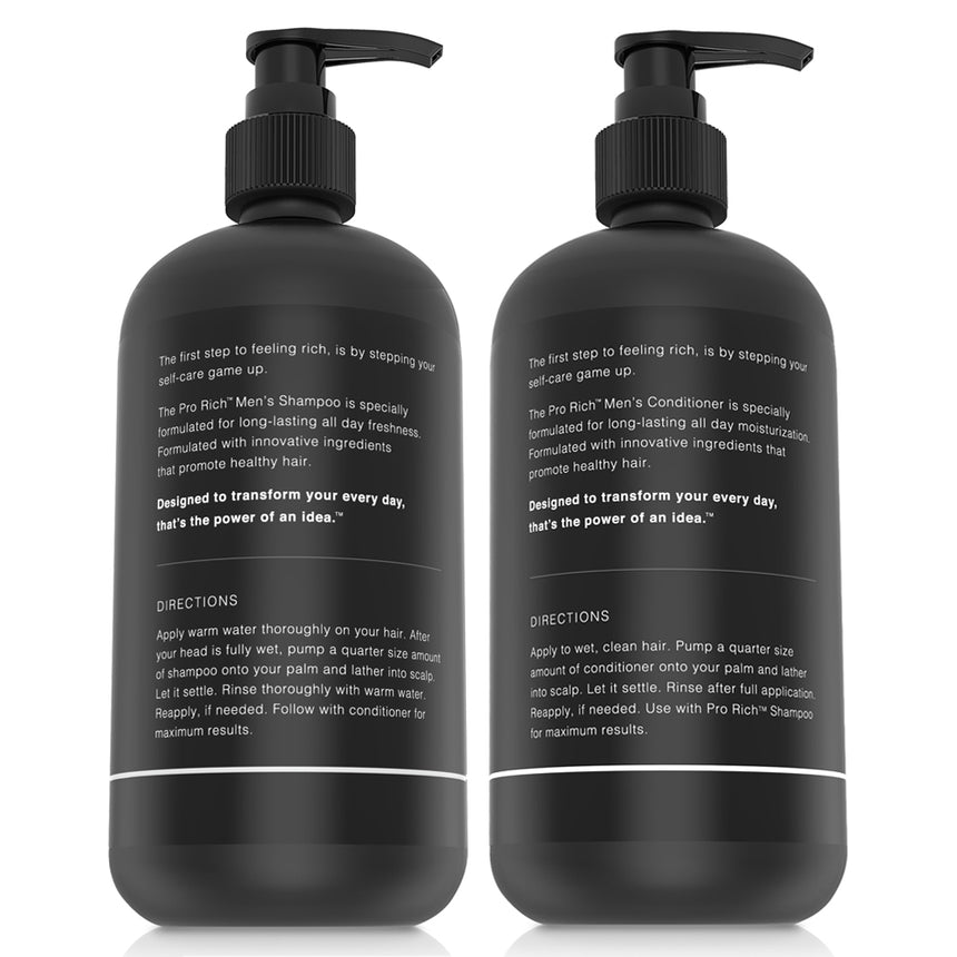 Pro Rich Shampoo + Conditioner Set