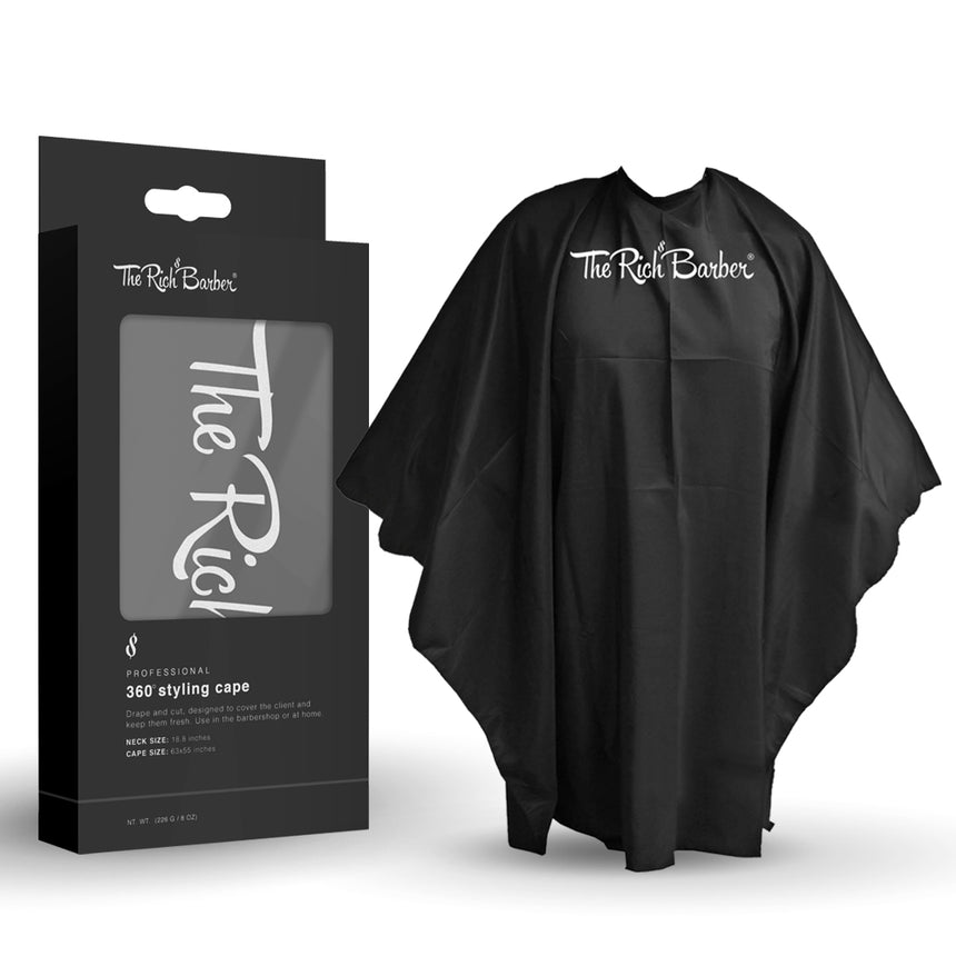 360 Styling Barber Cape